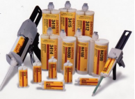 Two-components adhesives
