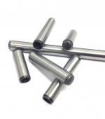 Hardened dowel pins