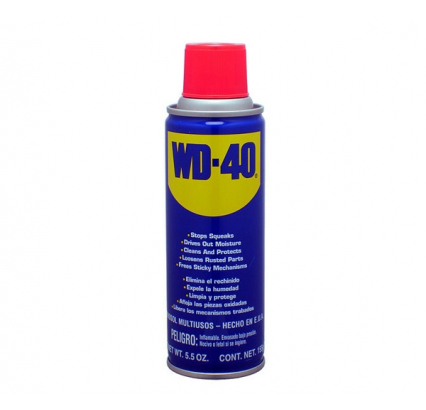 Multipurpose oil WD-40