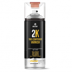 MONTANA COLORS 2K 2 component varnish 400ml