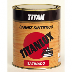 TITANLUX satin synthetic varnish