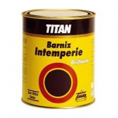 TITAN outdoor varnish