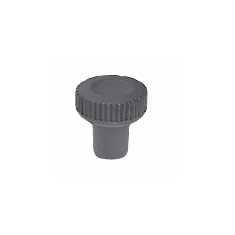 Female thumbscrew knob