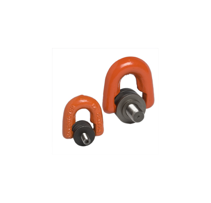 Double Swivel Lifting Point + Centring DSP+C