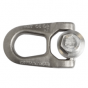 Stainless Steel Double Swivel Ring: SS.DSR