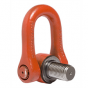 Double Swivel Shackle + Centring DSS+C