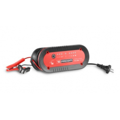BC128A 12 Volt battery charger for HGV's and utility vehicles
