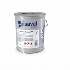 ISAVAL ENAMPOX 2-component epoxy paint