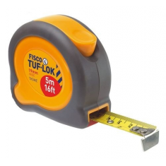 TUF-LOK measuring tape