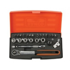 SL24 Socket Set 24 Piece 1/4In Drive