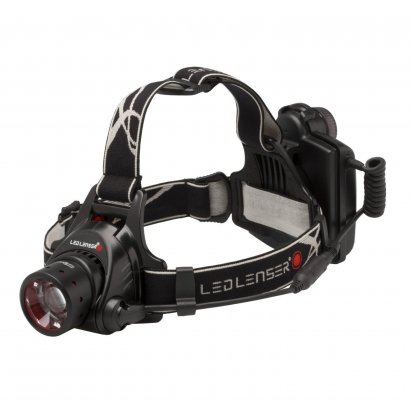 Linterna frontal recargable Led Lenser H14R.2