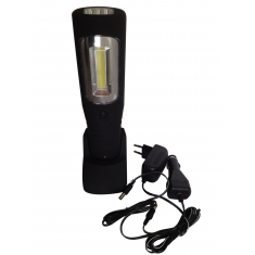 AYERBE 3W WORK LIGHT rechargeable led flashlight
