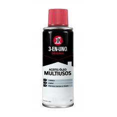Multipurpose lubricant 3 IN ONE