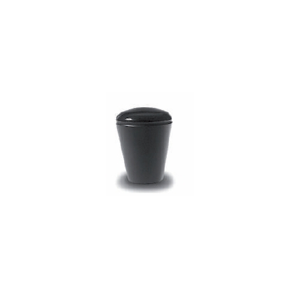 Female taper knob gloss finish