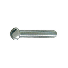 Round head screw DIN 86