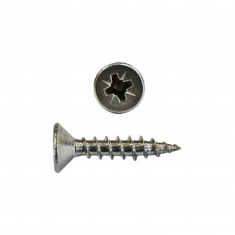 Cross recessed countersunk head tapping screw DIN 7982