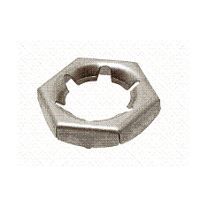 Self locking counter nut DIN 7967