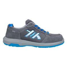 J'hayber Gravity S1P SRO Safety shoes Gray/Blue